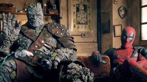 Deadpool and Korg Free Guy Reaction