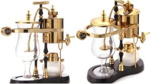 Elegant Balancing Siphon Coffee Maker