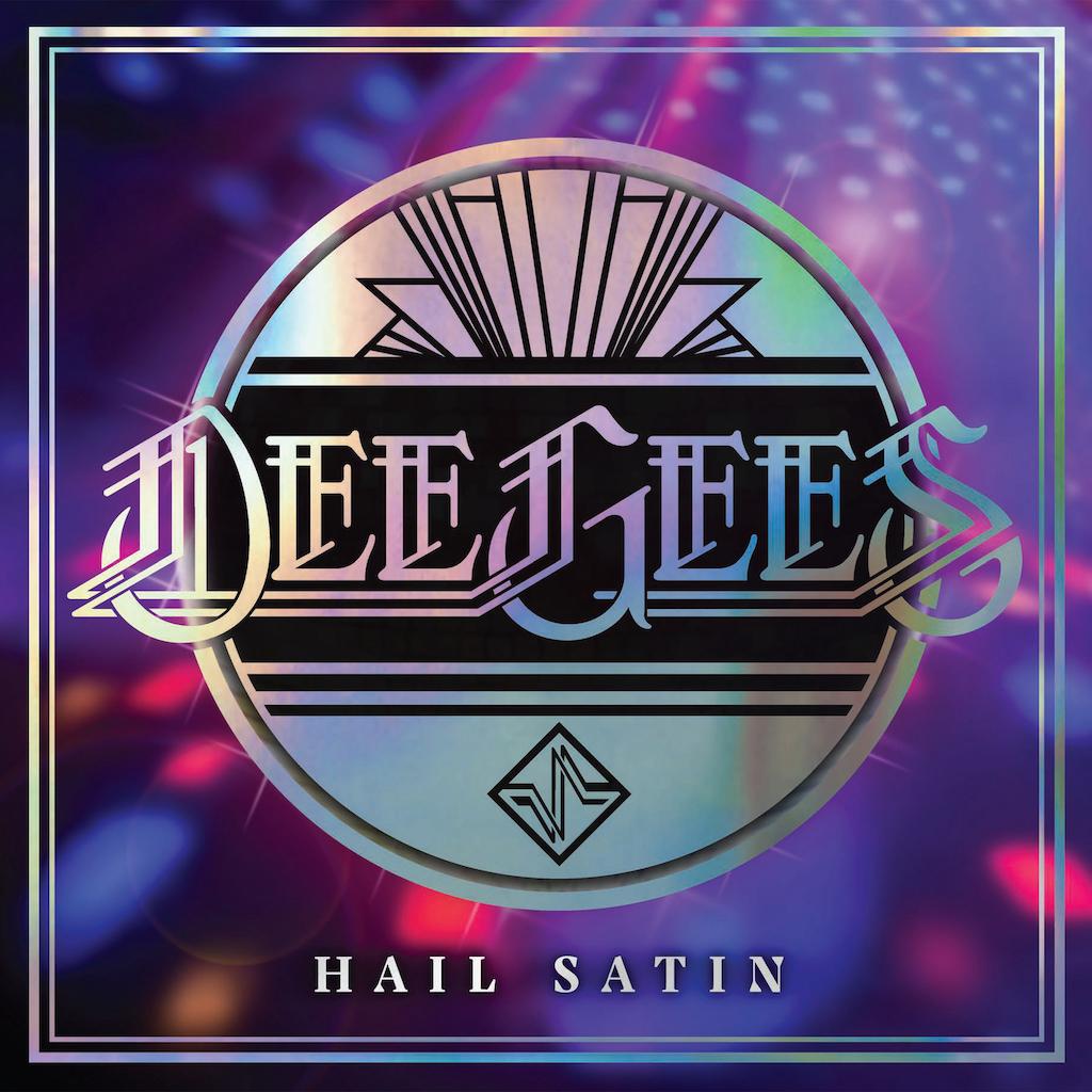 Hail Satin Dee Gees Foo Fighters