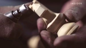 How Wooden Champion Chess Sets are Made