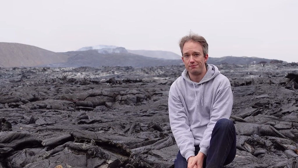 I tried to film a volcano and it was a complete disaster