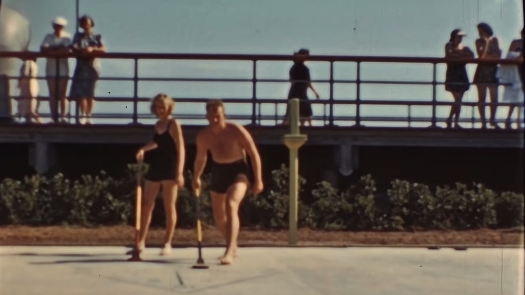 Jones Beach on Long Island 1939 1940