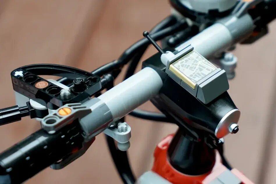 LEGO Bicycle Brakes