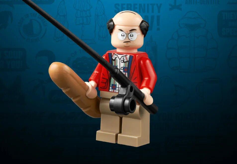 Seinfeld Lego George Costanza