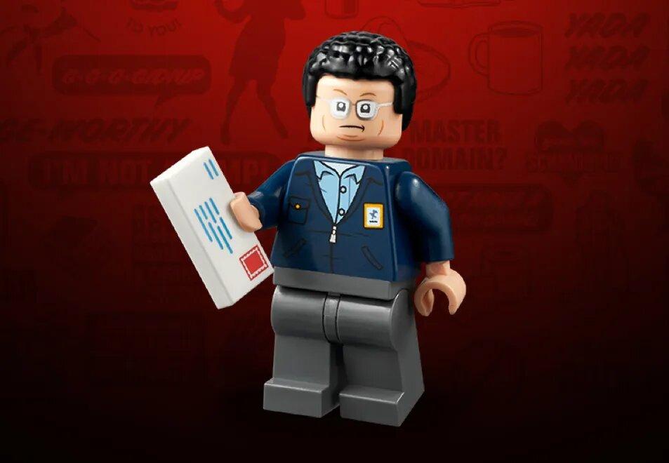 Seinfeld Lego Newman Mail