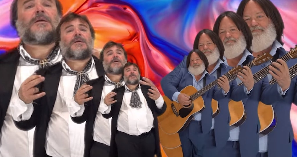 Tenacious D The Beatles Video
