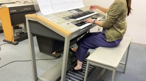 Thunderbird Theme Orchestra on Electone Organ