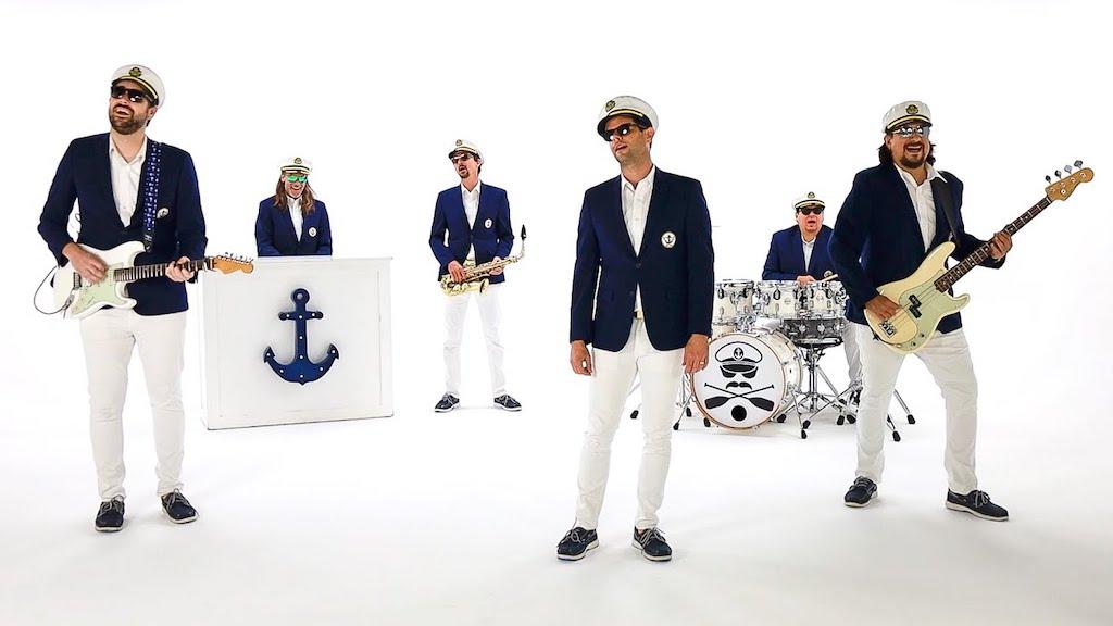 Yachtley Crew Yacht Rock Cover Band