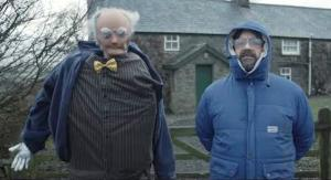 Brian and Charles Man and Robot Short Film