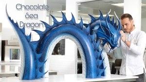 Chocolate Sea Dragon