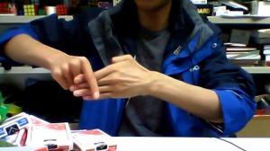 Detachable Finger Trick