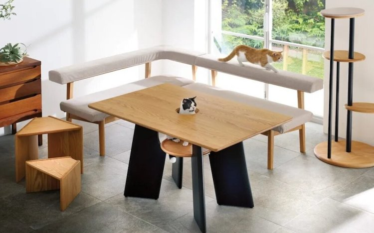Dinos Cat Table Cats