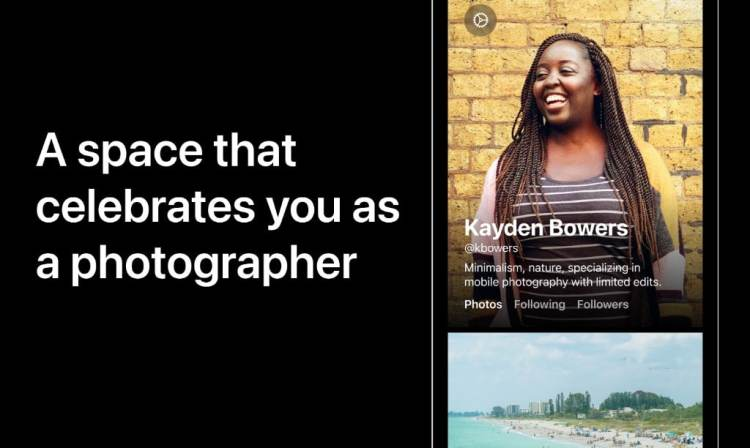 Glass App Celebrates Photographer
