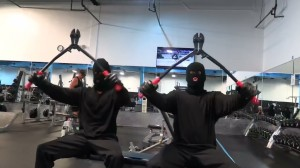 How Thieves Work Out at the Gym