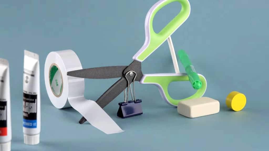 Intricate 3D Stop Motion Rube Goldberg Animation