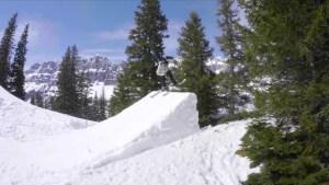 Maneuvers Sami Ortleib Ski Stop Motion Animation