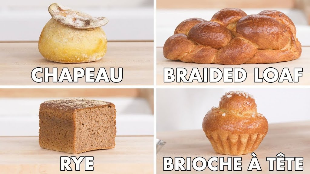 Shaping Bread Tutorial