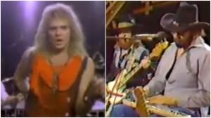 Van Halen Hank Williams Mashup