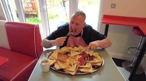 World's Largest English Breakfast
