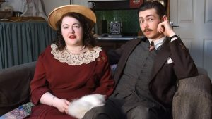 Young Couple Lives Like They Are In The 1930s
