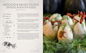 Alien Cookbook Alien Tea Eggs