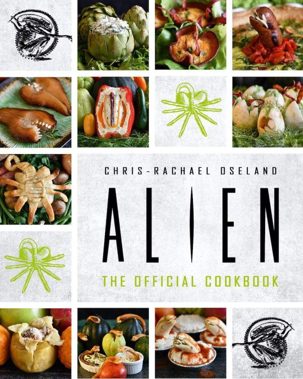 Alien Cookbook