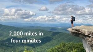 Appalachian Trail Timelapse