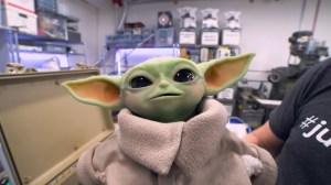Grant Imaharas Animatronic Baby Yoda
