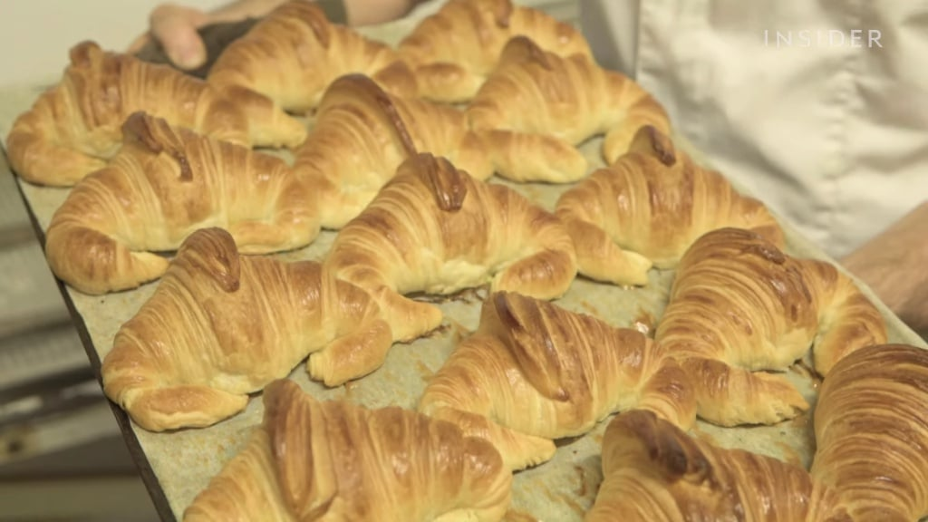 How Authentic Croissants Are Made In France