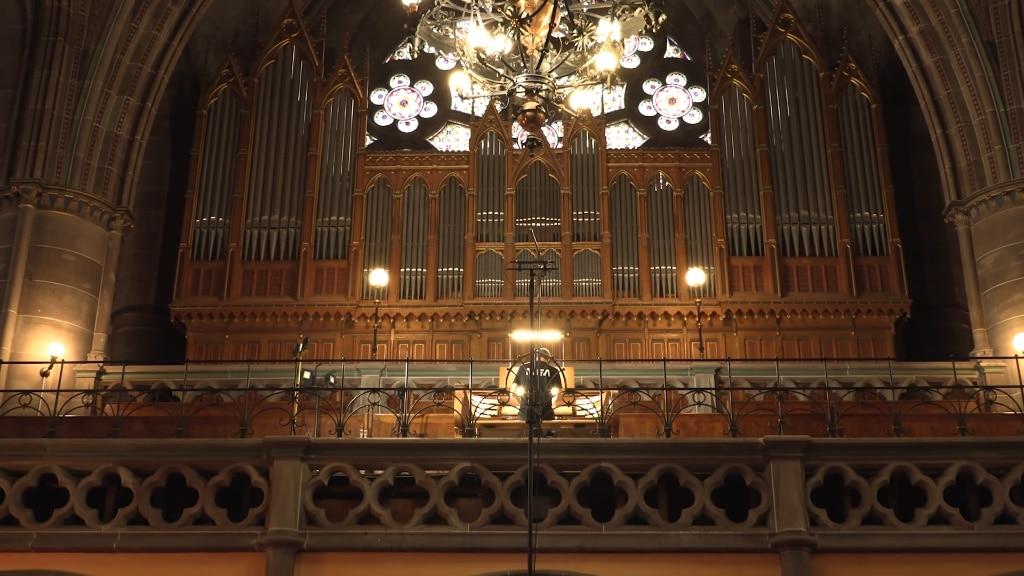Intersteller on Pipe Organ
