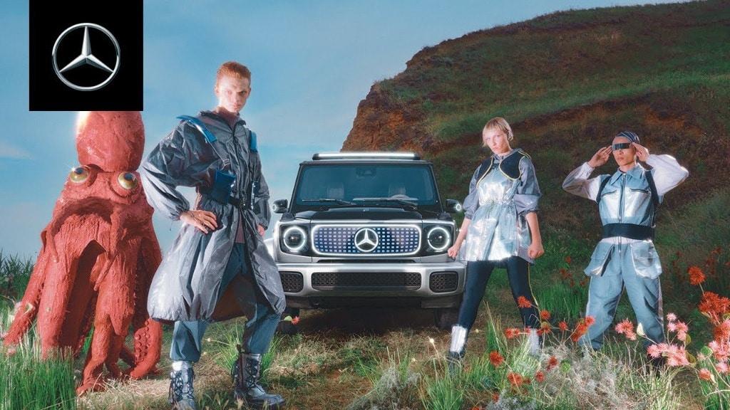 Mercedes-Benz Future 2021