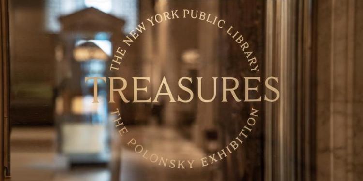 NYPL Treasures
