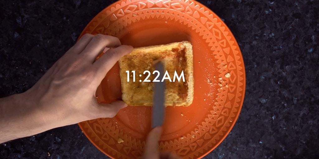 Netflix Toast