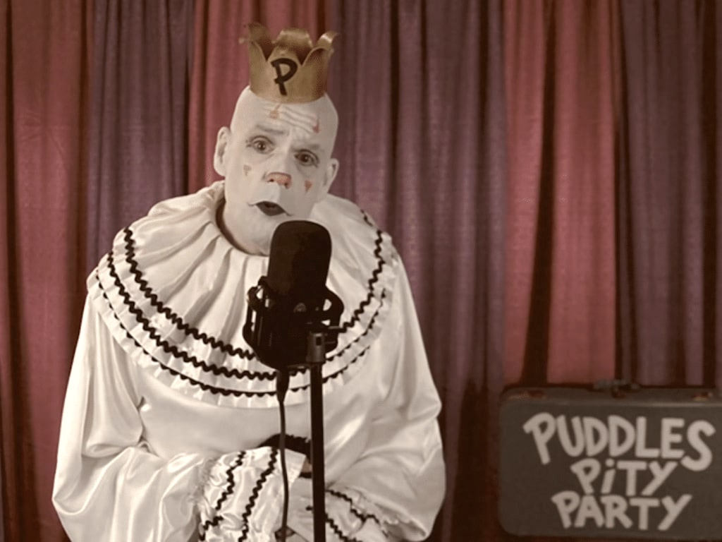 Puddles Pity Party Mad World Tears For Fears Gary Jules Gears Of War