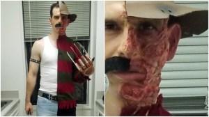Tale of Two Freddies Costume Jared Lerner