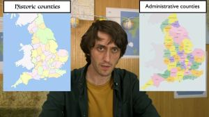 The Confusing History of Counties in England