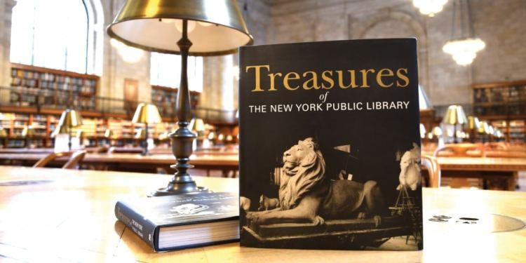 Treasures of the NYPL