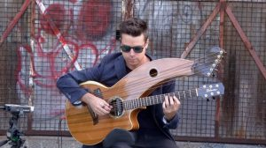 Where Is My Mind Harp Guitar