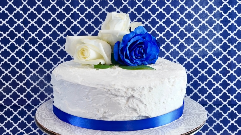 1769 Wedding Cake
