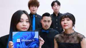 A Capella Medley of Windows OS Startup Sounds