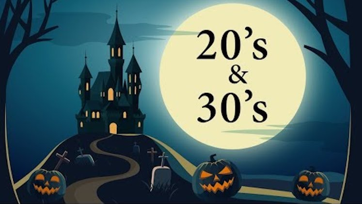 Halloween Songs from 20s and 30s