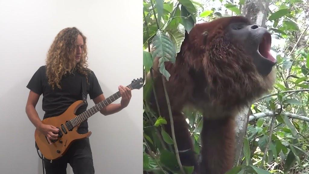 Heavy Metal Howler Monkey