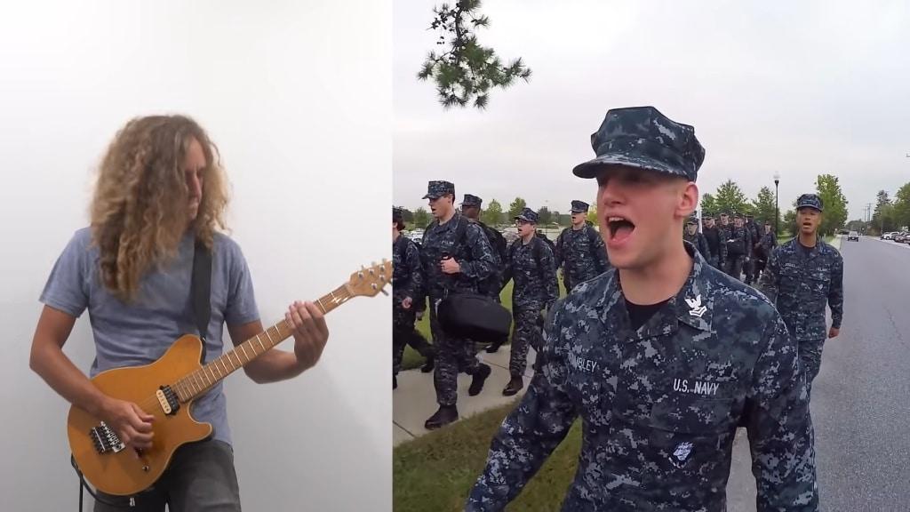 Heavy Metal Navy Cadence Call and Respond
