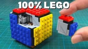 LEGO Rubik's Cube