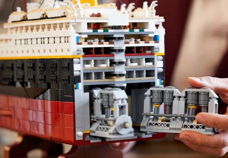 LEGO Titanic The Largest LEGO Set Ever Created