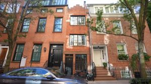Narrowest Residence in NYC 75 Half Bedford