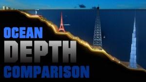 Ocean Depth Comparison