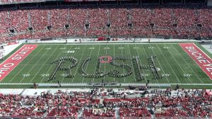 Ohio State Marching Band Musical Tribute to Rush