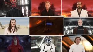 Star Wars Prequel Trilogy Medley ft The Warp Zone