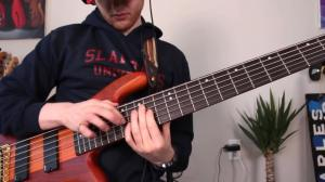 Super Mario Bros Six String Bass